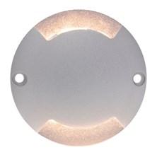 Segnapasso LED bianco caldo, 0,8W, 2 finestre