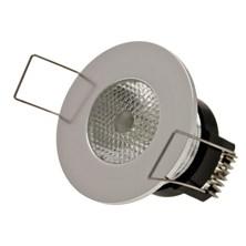 Minispot a LED bianco, 1W, con diffusore