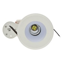 Faro da incasso a LED bianco, 7W